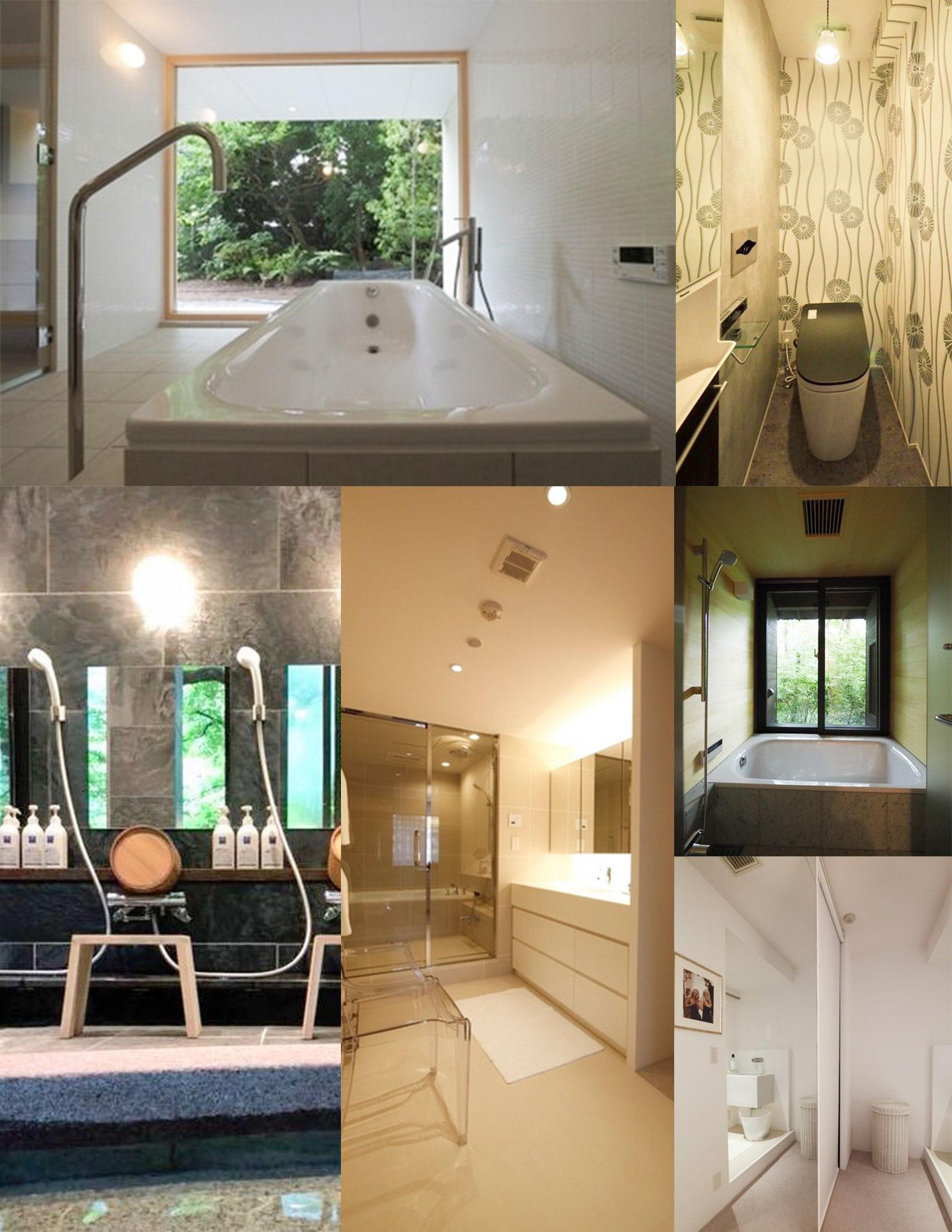 4_BATH ROOM バスルーム・洗濯室