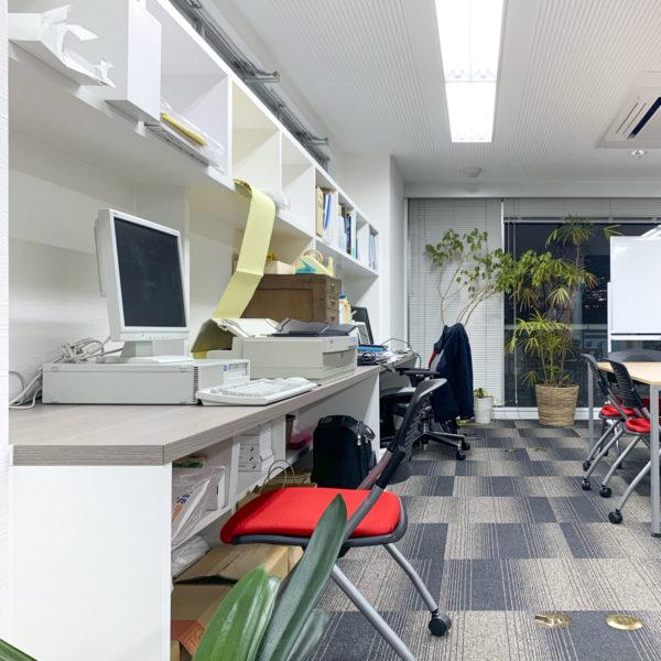 オフィス収納